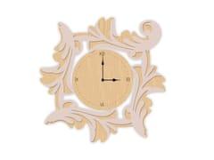 Orologio in MDF da pareteMW-246OR | Orologio - L.A.S