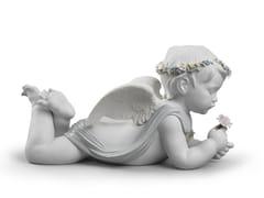 Soprammobile in porcellanaMY LOVING ANGEL - LLADRÓ
