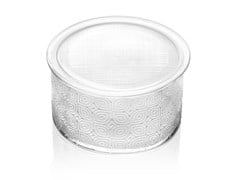 Contenitore in vetro decoratoMY SECRET WISH | Contenitore in vetro - INDUSTRIA VETRARIA VALDARNESE