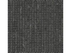 Mosaico in gres porcellanatoMYSTONE QUARZITE   Mosaico Black 29 x 29 - MARAZZI GROUP