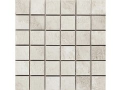 Mosaico in gres porcellanatoMYSTONE QUARZITE   Mosaico Beige - MARAZZI GROUP