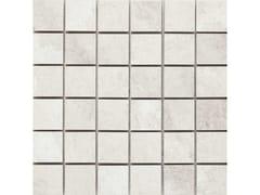 Mosaico in gres porcellanatoMYSTONE QUARZITE   Mosaico Ghiaccio - MARAZZI GROUP
