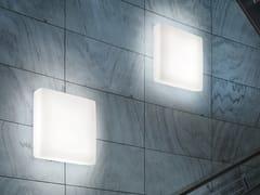 Applique per esterno a LED in polietileneMYWHITE FULL LIGHT_Q - LINEA LIGHT GROUP