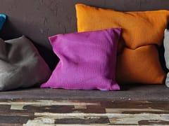 Cuscino a tinta unita quadrato per esterniMYYOUR - MORFEO LILLA - ARCHIPRODUCTS.COM