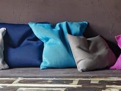 Cuscino a tinta unita quadrato per esterniMYYOUR - MORFEO TURCHESE - ARCHIPRODUCTS.COM