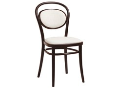 Sedia in legno N° 20 | Sedia con cuscino integrato -