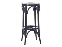 Sgabello alto da bar in legno N° 73 | Sgabello da bar -
