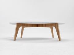 Tavolino basso rotondo N1 - N