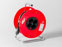 Avvolgitore industriale per cavi con spinaNADC05001/NADC05002 - AKIFIX