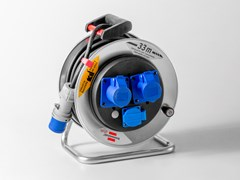 Avvolgitore industriale per caviNADC05008 - AKIFIX