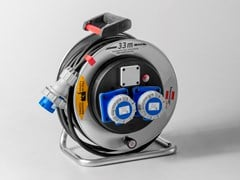 Avvolgitore industriale per caviNADC05009 - AKIFIX