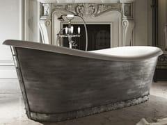 Vasca da bagno centro stanza ovale in materiale compositoNAIL - RELAX DESIGN
