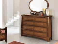 Cassettiera in legno masselloNAIMA | Cassettiera - ARVESTYLE