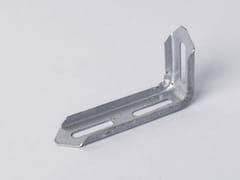 Staffa asolata per sospensioneNAMCSU17 | Intelaiatura ed accessori per controsoffitto - AKIFIX