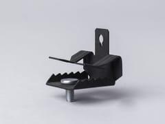 Clip di supporto orizzontale con vite filettoNAMCSU26 | Intelaiatura ed accessori per controsoffitto - AKIFIX