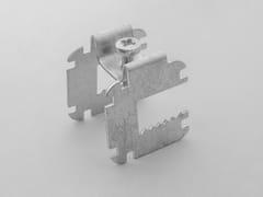 Aggancio a scatto universale per profili a soffittoNAMCSU44 | Intelaiatura ed accessori per controsoffitto - AKIFIX