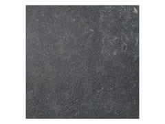 Pavimento per esterni in gres porcellanato effetto pietraNAMUR NERO - CERAMICHE COEM