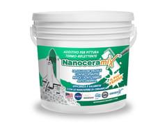 Ceramix, NANOCERAMIX Additivo per pittura in nanosfere di ceramica