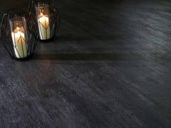 Pavimento/rivestimento effetto legno NAPAMI FUMÉ - Napami
