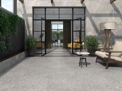 Pavimento/rivestimento in gres porcellanato effetto pietraNAPOLI - ITT CERAMIC