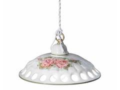 Lampada a sospensione in ceramicaNAPOLI | Lampada a sospensione in ceramica - FERROLUCE