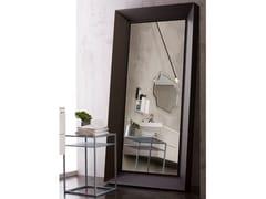 Capo d'Opera, NARCISO Specchio in metallo con cornice