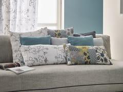 Cuscino rettangolare in lino con motivi florealiNARCISO   Cuscino - LA FABBRICA DEL LINO BY BERGIANTI & PAGLIANI