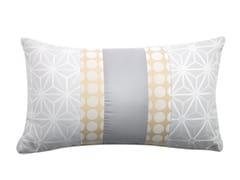 Cuscino rettangolare in tessuto NASTRO 70-15 -