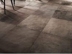 Pavimento/rivestimento in gres porcellanato effetto pietraNATIVE DARK - CERAMICA SANT'AGOSTINO