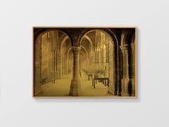 Stampa ad alta qualità fotografica su lastra AllurexNATURAL HISTORY MUSEUM NCD-AG-S034 - SPAZIO 81