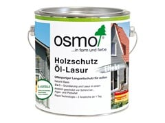 Protettivi pigmentati per legno NATURAL OIL WOODSTAIN EFFECT - OSMO HOLZ UND COLOR