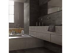 Pavimento/rivestimento in gres porcellanato effetto pietraNATURAL STONE | Coal - CERIM FLORIM SPA