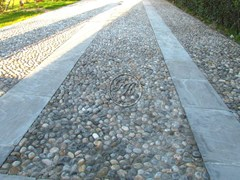 Camminamento in pietra naturaleCamminamento in pietra naturale 9 - GARDEN HOUSE LAZZERINI