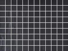 Mosaico in vetro per interni ed esterniNATUREGLASS BLACK MATTE - ONIX CERÁMICA