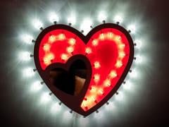 Lampada da parete a LED in legno NAUSICAA - Amplifica