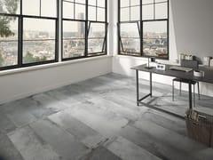 Pavimento in gres porcellanato effetto pietra LASCAUX NAXA STUDIO - Lascaux