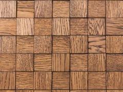 Rivestimento tridimensionale modulare in legnoNEBRASKA - NEXT LEVEL DESIGN STUDIO