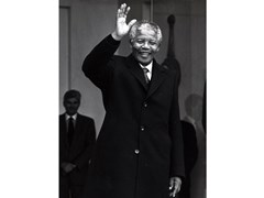 Stampa fotograficaNELSON MANDELA - ARTPHOTOLIMITED