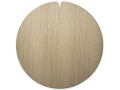 Tovaglietta rotonda in legnoNELUMBO WARM OAK | Tovaglietta - LEONARDO TRADE
