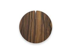 Sottobicchiere in legnoNELUMBO WARM ROSEWOOD | Sottobicchiere - LEONARDO TRADE
