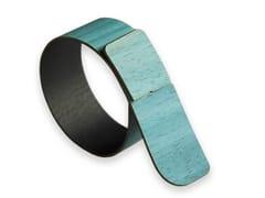 Portatovagliolo in legnoNELUMBO COLD BLUE TAY | Portatovagliolo in legno - LEONARDO TRADE