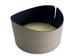 Contenitore in legnoNELUMBO WARM OAK | Contenitore - LEONARDO TRADE