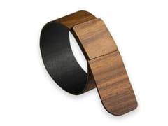 Portatovagliolo in legnoNELUMBO WARM ROSEWOOD | Portatovagliolo in legno - LEONARDO TRADE