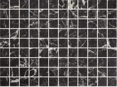 Mosaico in vetro per interni ed esterniNERO MARQUINA MATTE - ONIX CERÁMICA