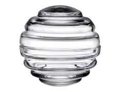 Contenitore in cristalloNEST MEDIUM - NUDE