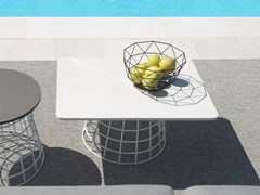 Tavolino da giardino rettangolareNET | Tavolino rettangolare - LGTEK KITCHEN&FURNITURE