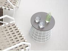 Tavolino da giardino rotondoNET | Tavolino rotondo - LGTEK KITCHEN&FURNITURE