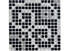 Mosaico in vetroNEUTRA 6.0 | C dark mosaico mix - CASA DOLCE CASA - CASAMOOD FLORIM SPA