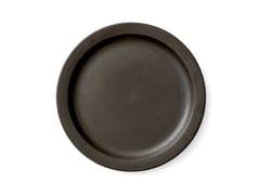 Piatto rotondo in porcellanaNEW NORM DINNERWARE PLATE - MENU