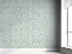 Mineheart, NEW WORLD DAMASK Carta da parati damascata ignifuga in carta non tessuta